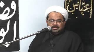 [Majlis] 8th Muharram 1439/2017 - Allama Mohammad Raza Dawoodani
