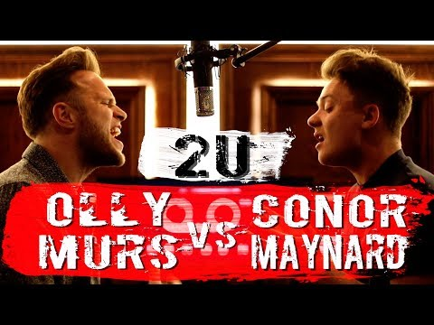 David Guetta ft Justin Bieber - 2U (SING OFF vs. Olly Murs)