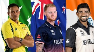 Top 10 Cricket Players Who Didn't Play For Their Country Of Birth     Part-01