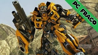Jogos Para PC Fraco : Transformers The Game #11 (HD) [+Download]