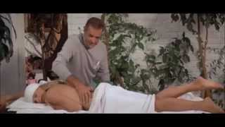 Massage scene from Never Say Never Again (1983)