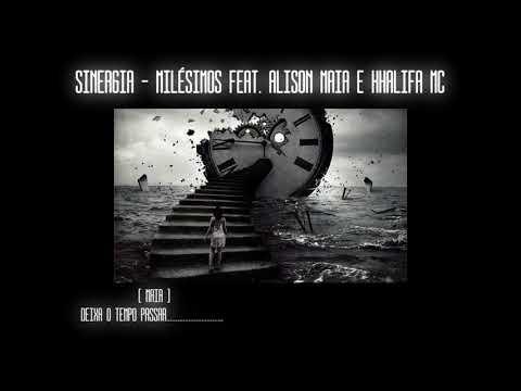 Xxx Mp4 Sinergia Milésimos Feat Alison Maia Khalifa LYRIC VIDEO 3gp Sex