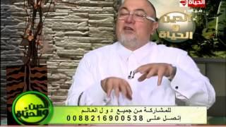 الدين والحياة - الشيخ خالد الجندى يشرح الجدل المثار حول عذاب القبر - Aldeen wel hayah