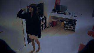【盗撮】彼女の部屋に隠しカメラ仕掛けたら、とんでもない事してた・・・