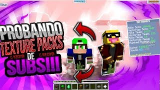 😀SkyWars!| Packs de Subs!#2 😀 | /c Keciyo!💛| HD60Fps!😱