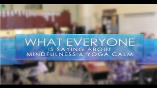 Yoga Calm in Minnesota School District ISD 728