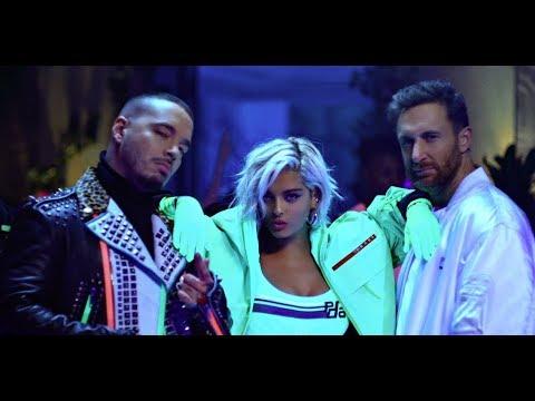 David Guetta Bebe Rexha & J Balvin Say My Name Official Video