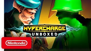 HYPERCHARGE: Unboxed - Announcement Trailer - Nintendo Switch