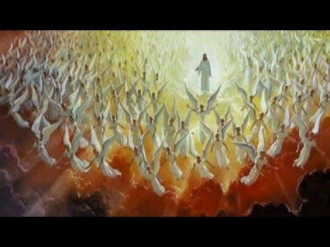 Alleluia cantico Cantato dagli Angeli Ascoltate bene Emozionante