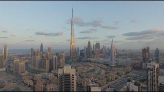 Dubai Drone Shots