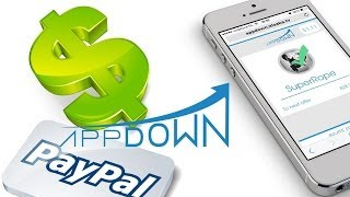 AppDown - Earn Paypal Money by Downloading Free Apps - iPhone/iPod/iPad
