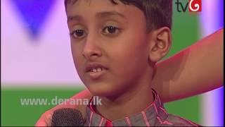 Derana Little Star Season 08 - 13th August 2016