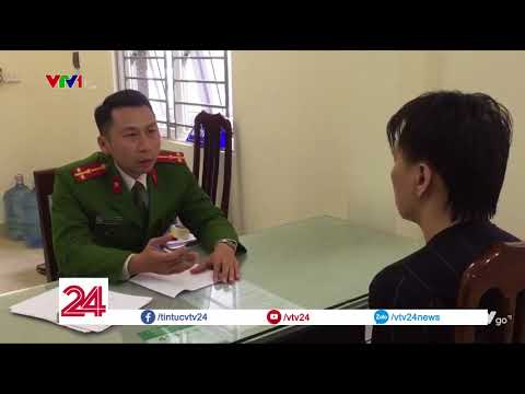 Tạm giữ hình sự ca sĩ Châu Việt Cường   VTV24