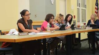 Dover Board of Education 08/22/2017