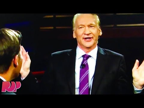 Xxx Mp4 Bill Maher Drops N Word Like No Big Deal 3gp Sex