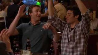 How I Met Your Mother - Barney Pencil Miracle