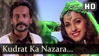 Kudrat Ka Nazara - Ayub Khan - Saadhika - Salma Pe Dil Aaga Ya - Hindi Song