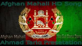 Ala Gul Dana Dana - Afghan Mahali Full HD Old Song-2017