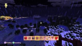 Minecraft lakeland village  update part 2 whit a engine