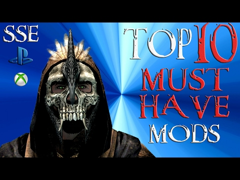 Skyrim Special Edition Top 10 Essential Mods