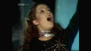 Dee D  Jackson  - Meteor Man - Top of the Pops - UK 1978