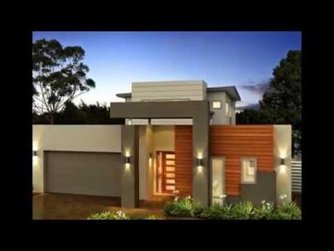 Fachadas de casas vidoemo emotional video unity for Modelos de construccion de casas modernas