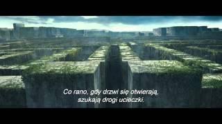 Więzień labiryntu - polski zwiastun
