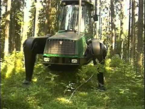 Colheita Mecanizada Harvester Aranha