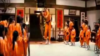 Rush Hour 3 Comedy scene