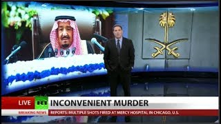 Trump Takes Saudis' Word Over CIA's on Murdered Journalist