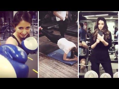 Xxx Mp4 Pakistani Actress Hot Gym Exercise Video 2017 3gp Sex