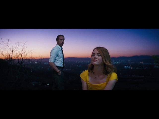 LA LA LAND - Official Film Clip [Lovely Night Dance] HD