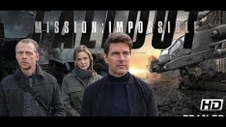 Mission: Impossible -- Fallout 2018 - Official Trailer - Paramount Pictures