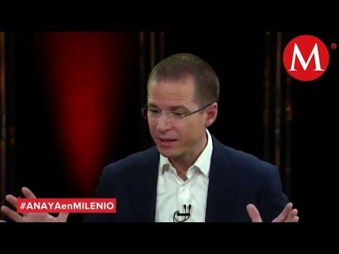 Xxx Mp4 Anaya Habla Del Presunto Pacto Con Peña Nieto Contra AMLO 3gp Sex
