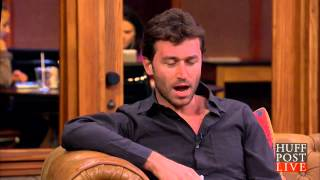 'The Canyons' James Deen: Not Surprised By Lindsay Lohan's Behavior   HPL