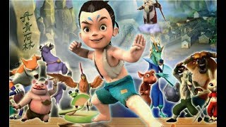 Kung fu masters of zodiac  opening song in hindi