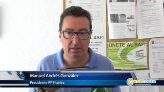 El PP denuncia la falta de inspectores de Pesca en Huelva