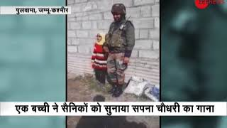Watch: Kids express desire to join Army in Pulwama district of Jammu and Kashmir