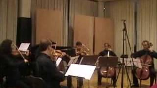 Bird - piano and string sextet, 새야 새야 - 김구영 (Clara Kim)