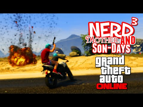 Xxx Mp4 Nerd³ S Mother And Son Days GTA Online 3gp Sex