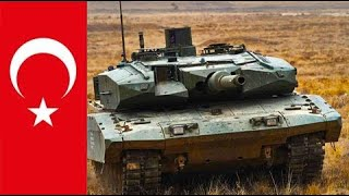 Turkish Leopard 2A4/NG Next Generation Tank Modernization