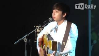 [tvdaily]  'Superstar K4' final winner ★Roy Kim★ Showcase_Title song: Love Love Love