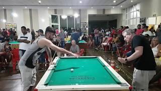 Felipinho x Vagnão  torneio de bolinho em Ibaté