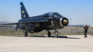 English Electric Lightning - Cape Town - South Africa