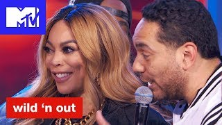 Wendy Williams & Cipha Sounds Battle Nick Cannon   Wild 'N Out   #Wildstyle
