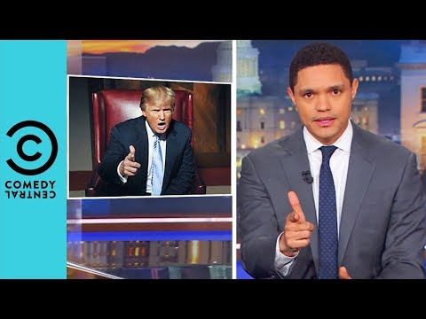 Trump s Firing Rampage Continues The Daily Show With Trevor Noah