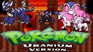 Pokemon Uranium Post-Game Ep: 44 Catching Actan and filling the Pokedex.