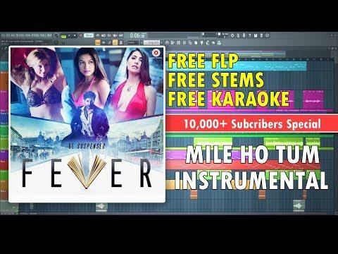 Mile Ho Tum Humko (Instrumental) | Fever | Tony Kakkar | Dr.Vilest