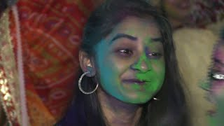 Hindus in Pakistan celebrate Holi festival