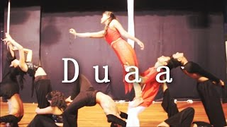 Duaa | Free style Contemporary | by Tantrum Dance Academy